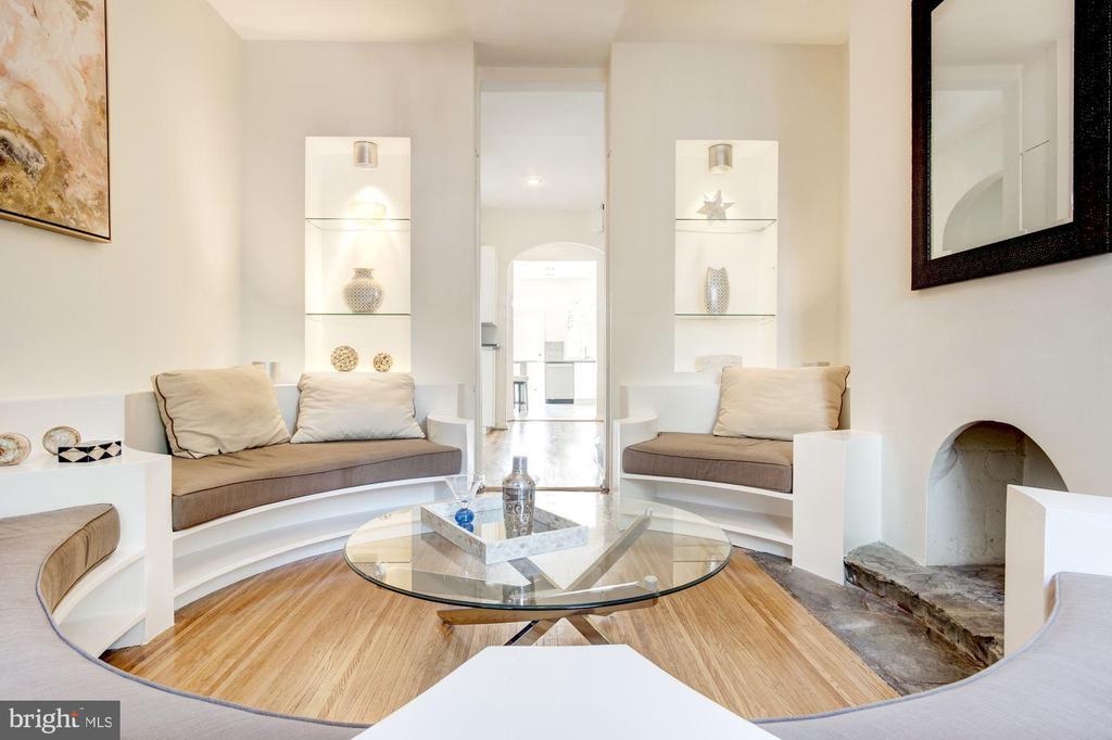Sitting Room - 1752 LAMONT ST NW, WASHINGTON