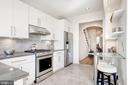 Newly Designed Kitchen - 1752 LAMONT ST NW, WASHINGTON