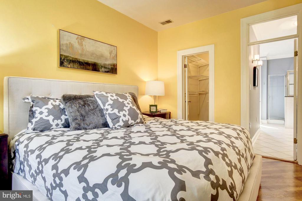 Master Bedroom - 1752 LAMONT ST NW, WASHINGTON
