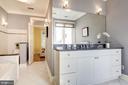 Master Bathroom Vanity - 1752 LAMONT ST NW, WASHINGTON