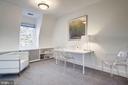 Fourth Bedroom sitting area (3rd Floor) - 1752 LAMONT ST NW, WASHINGTON