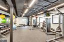 Fitness Center - 3800 FAIRFAX DR #704, ARLINGTON