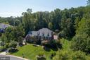 Aerial View - 3166 ARIANA DR, OAKTON