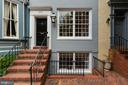 Property entrance - 3137 O ST NW, WASHINGTON