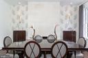Dining room - 3137 O ST NW, WASHINGTON