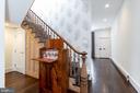 Stairway - 3137 O ST NW, WASHINGTON