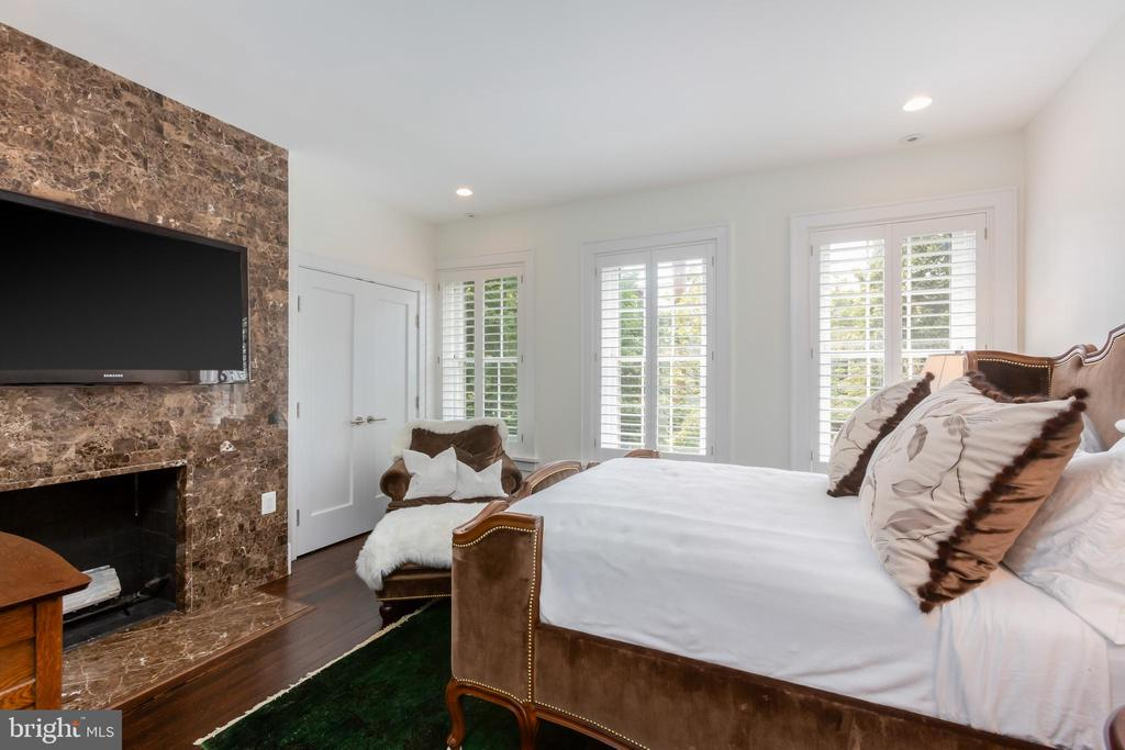 Second bedroom - 3137 O ST NW, WASHINGTON