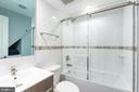 Third bathroom - 3137 O ST NW, WASHINGTON