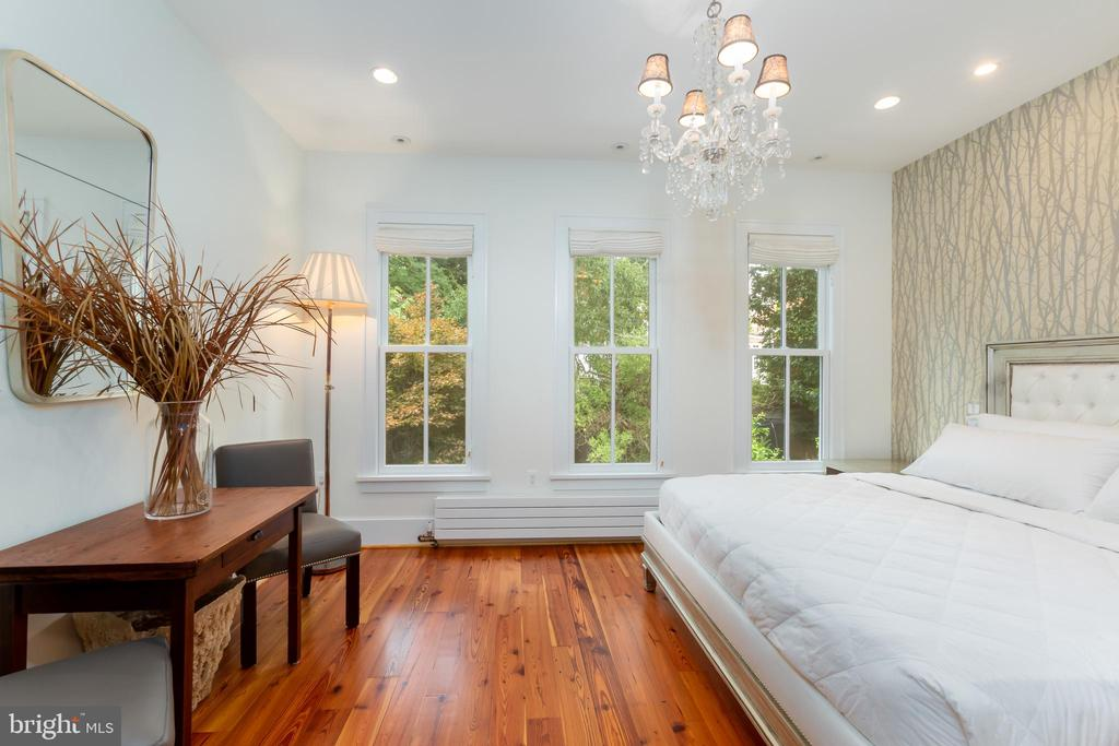 Master bedroom - 3137 O ST NW, WASHINGTON