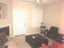 Living room/Door access to Patio - 20453 CHESAPEAKE SQ #103, STERLING