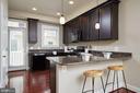 Granite Counters and Breakfast Bar - 549 REGENT PL NE, WASHINGTON