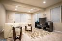 Game/Recreational Room / Guest Bedroom Main Level - 7325 AUBURN ST, ANNANDALE