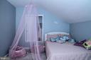 Bedroom 2 Upper Level - 7325 AUBURN ST, ANNANDALE