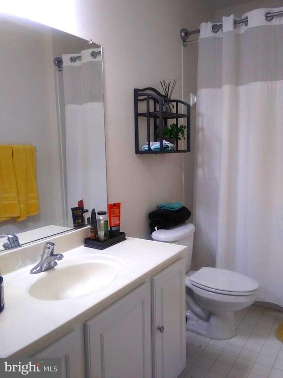 Bathroom 1 Vanity - 44 HIGHLANDER DR, FREDERICKSBURG