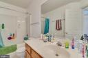 2nd Bathroom - 9909 W MIDLAND WAY, FREDERICKSBURG