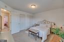 Double Closets - 9909 W MIDLAND WAY, FREDERICKSBURG