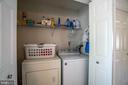 Laundry Area - 9909 W MIDLAND WAY, FREDERICKSBURG