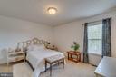 Master Bedroom - 9909 W MIDLAND WAY, FREDERICKSBURG