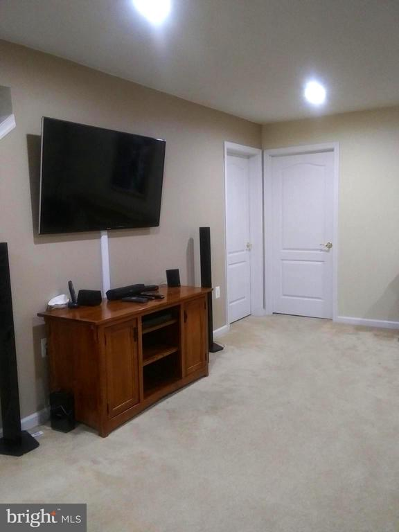 Basement with Great - 44 HIGHLANDER DR, FREDERICKSBURG