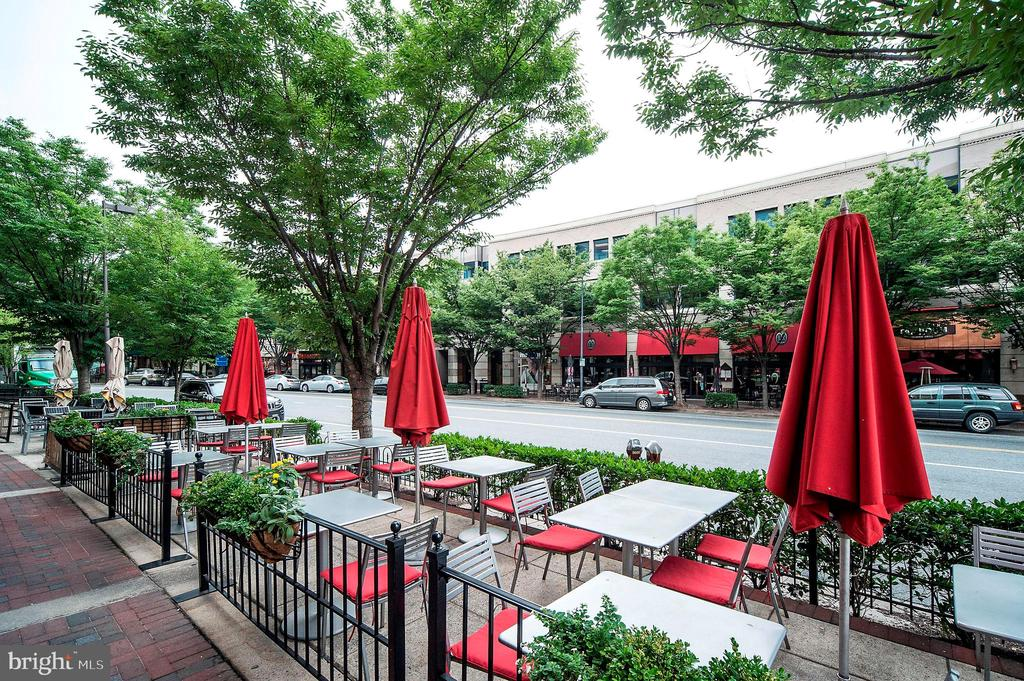 Minutes away from Restaurants - 7710 WOODMONT AVE #703, BETHESDA