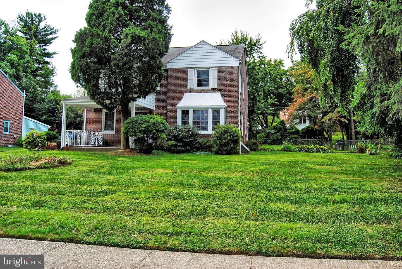 Single Family Homes for Sale at Cheltenham, Pennsylvania 19012 United States