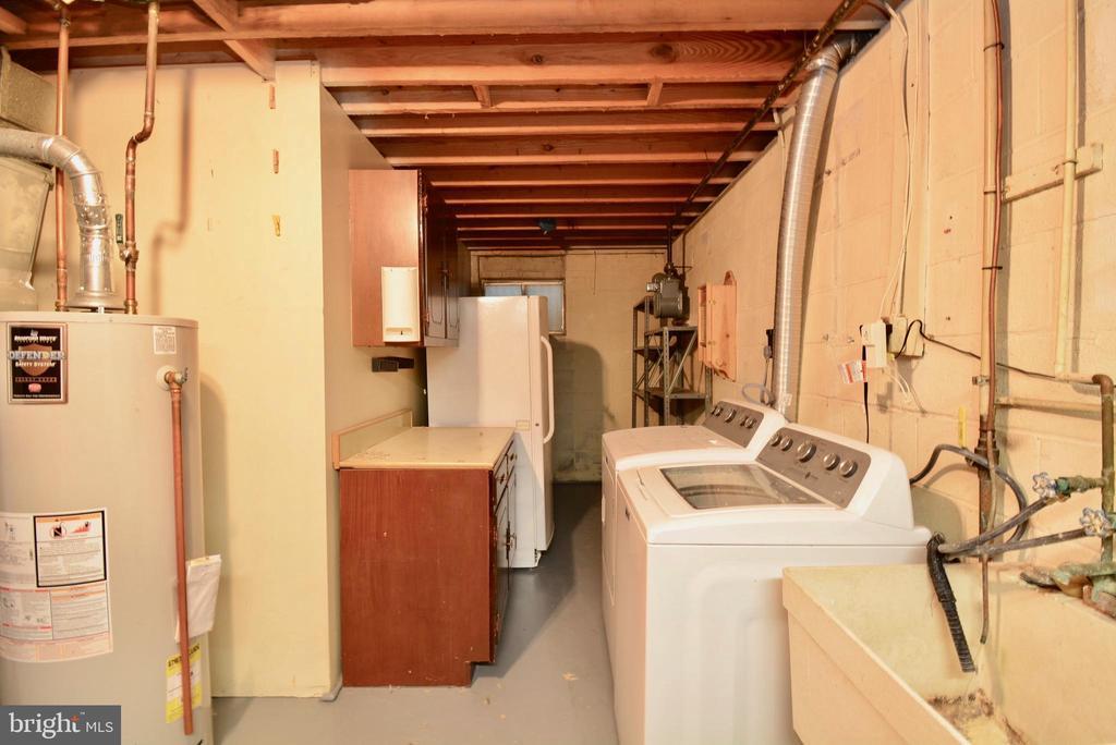 Laundry Room /Utility room - 7002 SPRINGFIELD VILLAGE CT, SPRINGFIELD