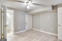 Basement Bedroom - 1544 8TH ST NW, WASHINGTON