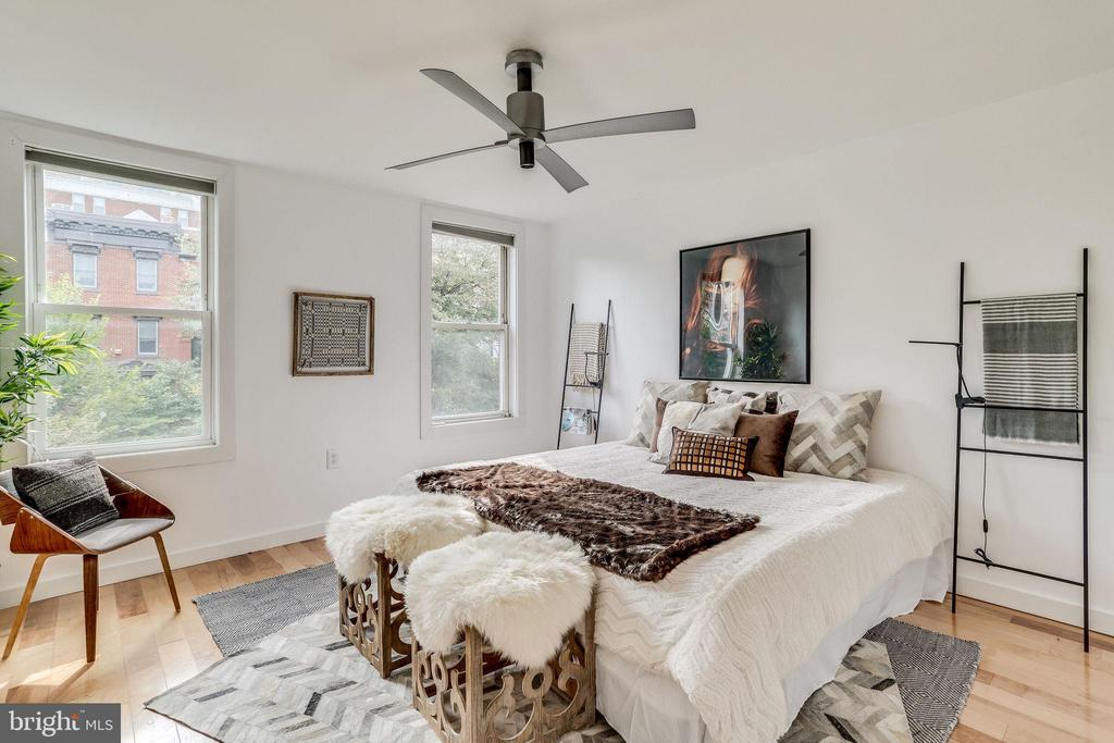 Second Bedroom - 1544 8TH ST NW, WASHINGTON