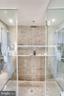 En Suite Walk-in Shower - 1544 8TH ST NW, WASHINGTON