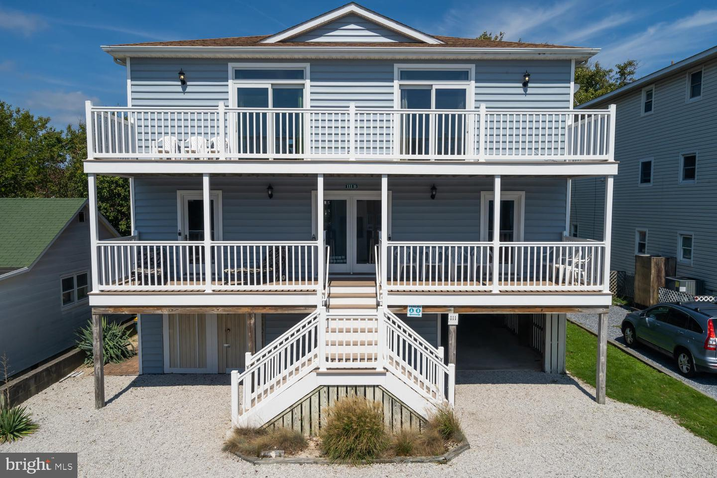 Single Family Homes por un Venta en Dewey Beach, Delaware 19971 Estados Unidos