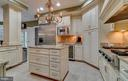 Gourmet Kitchen with Viking Appliances - 30 MERIDAN LN, STAFFORD