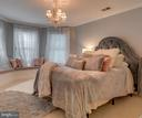 Bedroom #3 with Views of Pool - 30 MERIDAN LN, STAFFORD