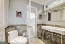 First Floor Full Bath - 3308 WOODLEY RD NW, WASHINGTON