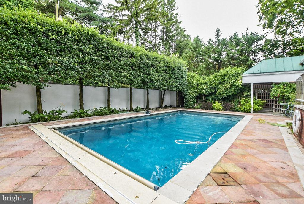 Pool - 3308 WOODLEY RD NW, WASHINGTON