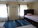 Master bedroom / view one - 14928 AMPSTEAD CT, CENTREVILLE