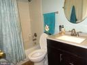 first level full bath - 14928 AMPSTEAD CT, CENTREVILLE