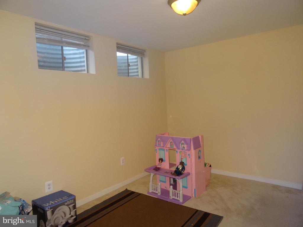 Basement fourth bedroom/den - 14928 AMPSTEAD CT, CENTREVILLE