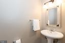 Powder Room - 670 TAMMY TER SE, LEESBURG