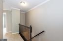Upstairs Hallway - 670 TAMMY TER SE, LEESBURG
