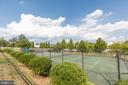 Community Tennis Courts - 670 TAMMY TER SE, LEESBURG