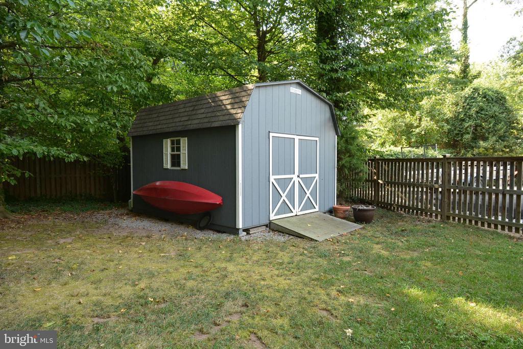 Storage Shed - 6013 CHAPMAN RD, LORTON