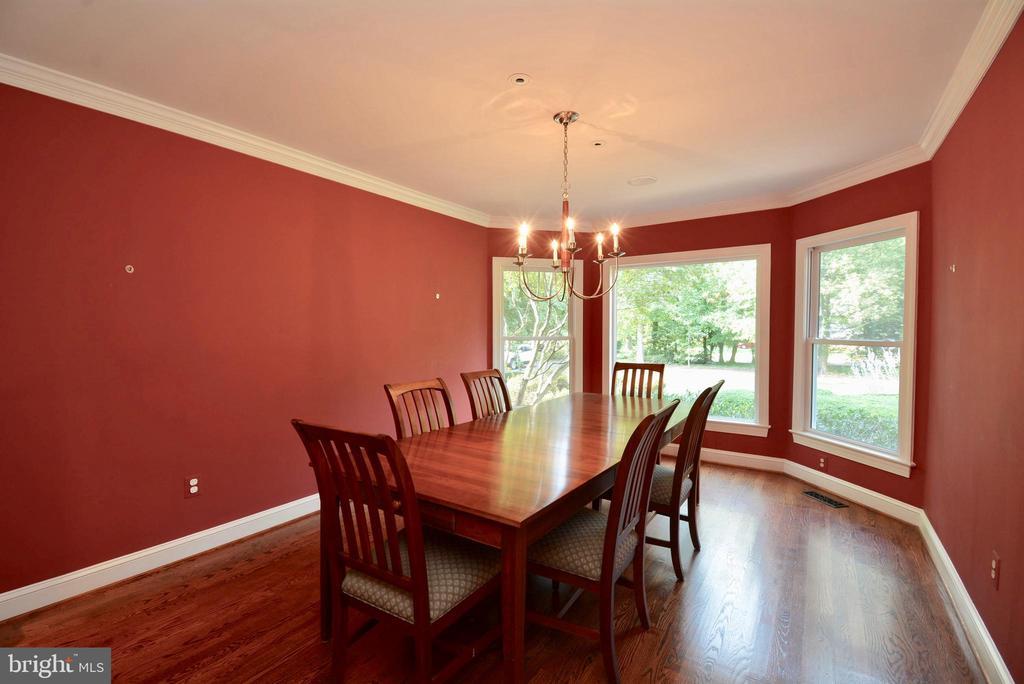 Formal Dining Room - 6013 CHAPMAN RD, LORTON
