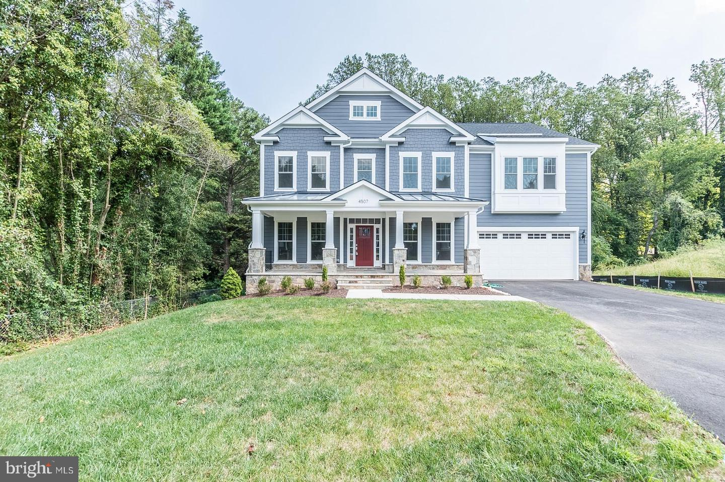 Single Family Homes for Sale at Annandale, Virginia 22003 United States