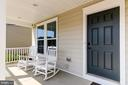 Gorgeous Porch - 17170 SEA SKIFF WAY, DUMFRIES