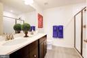 Master Bathroom - 17170 SEA SKIFF WAY, DUMFRIES
