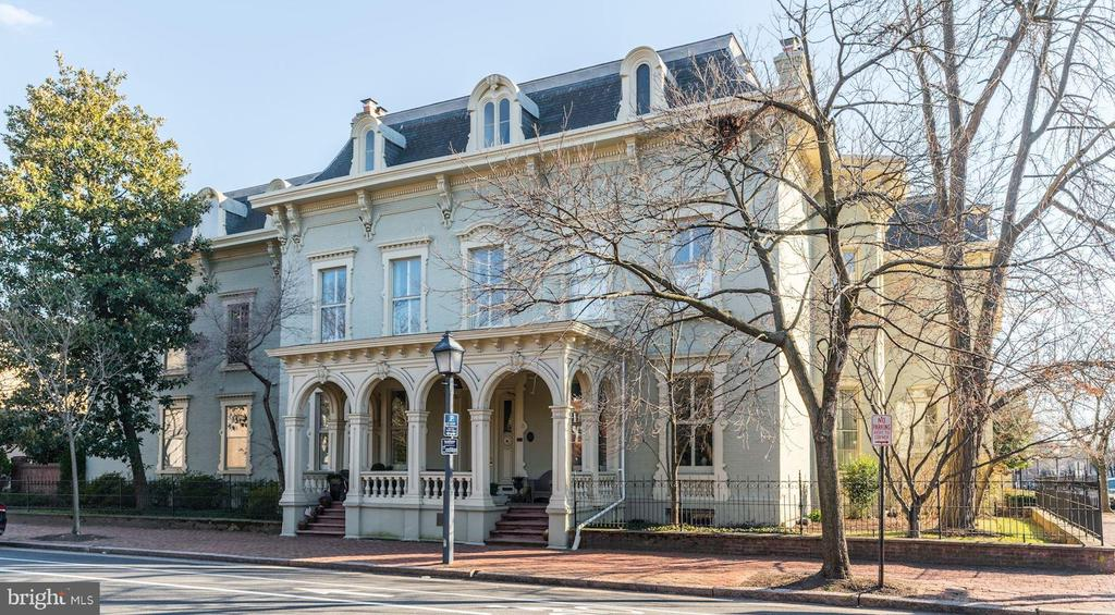 Welcome to this historic home! - 702 PRINCE ST, ALEXANDRIA