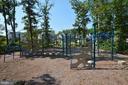 Tot lot at the park - 10306 SPRING IRIS DR, BRISTOW