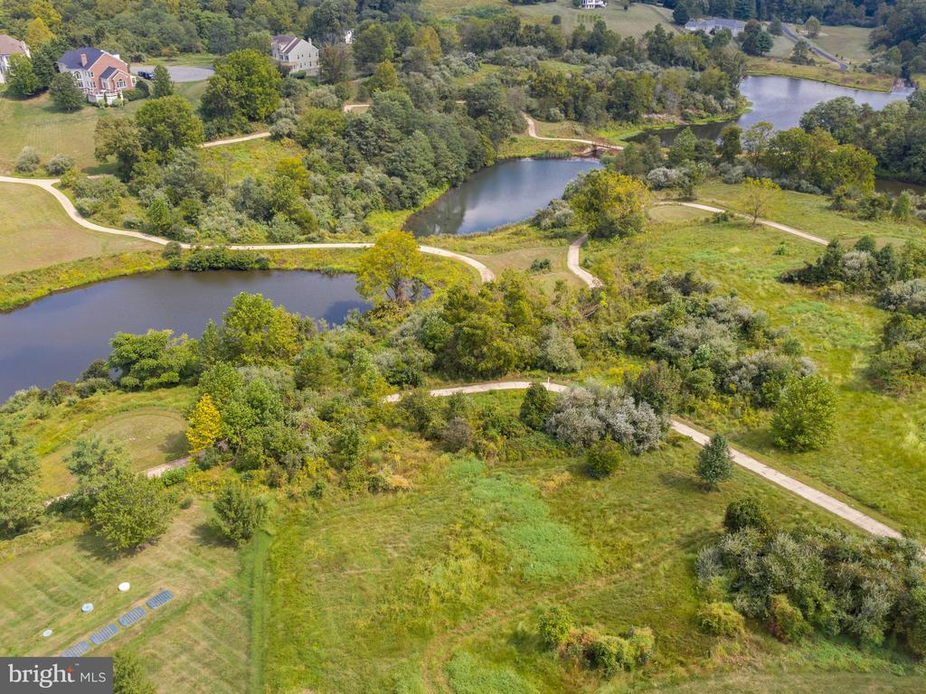 Community cart/horse paths - 40771 BLACK GOLD PL, LEESBURG