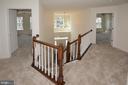 Upstairs hallway - 10306 SPRING IRIS DR, BRISTOW