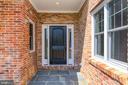 Stone Farm Reclaimed Brick and Hardie Plank Siding - 5216 OLD MILL RD, ALEXANDRIA